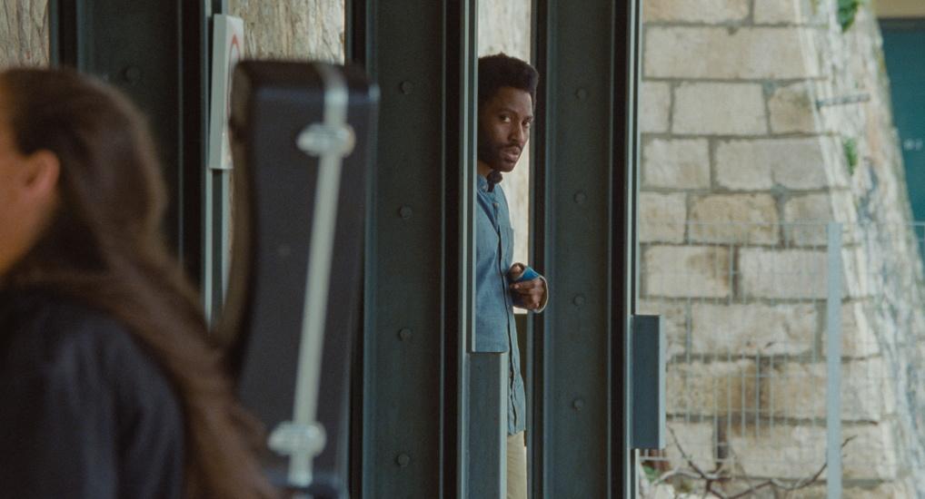 BECKETT (2021) John David Washington as Beckett. Cr: NETFLIX