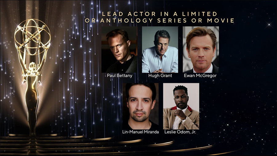 lead actor limited series