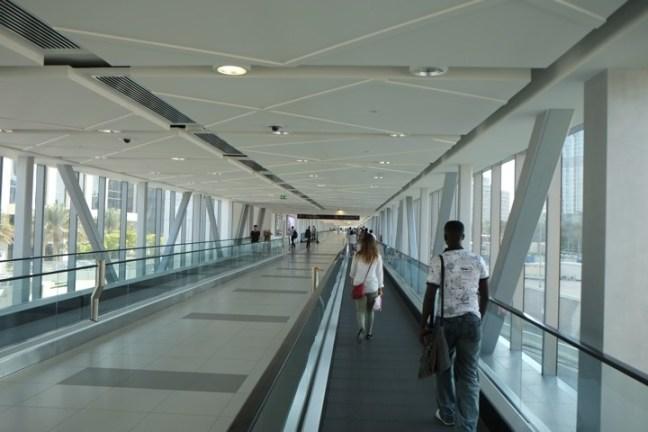 mall walkway