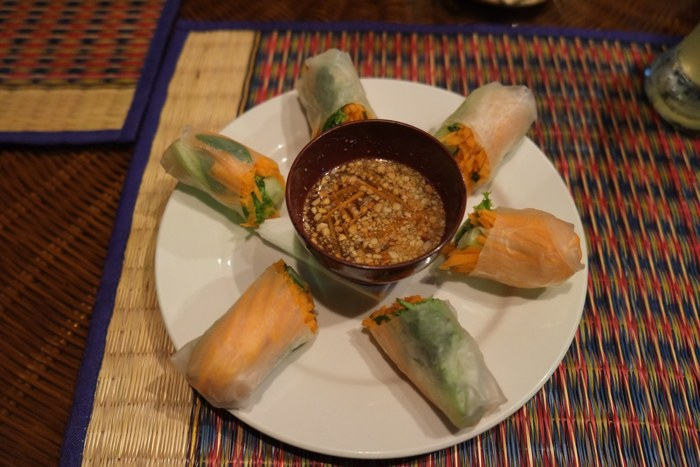 Spring Roll Peace Cafe