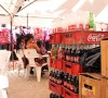 In Zinacantán, a Tzotzil indigenous community outside San Cristobal, Coca-Cola is widely sold during the festival. (Photo: Martha Pskowski)