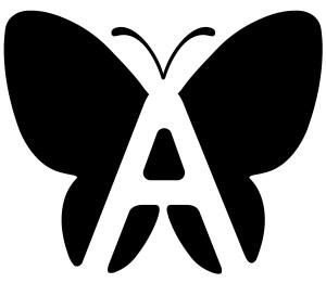 Awarity Butterfly Logo FINAL