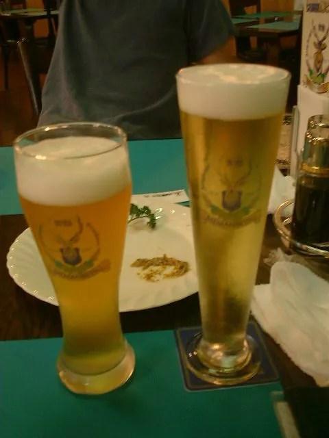 女満別ビール