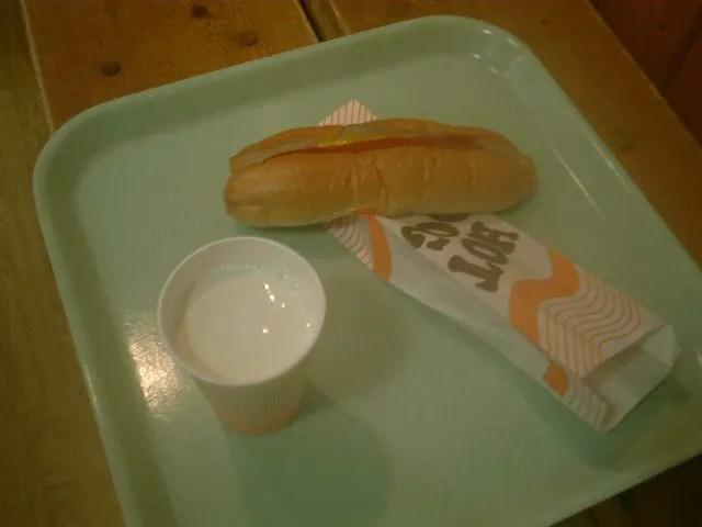 この日のお昼ご飯