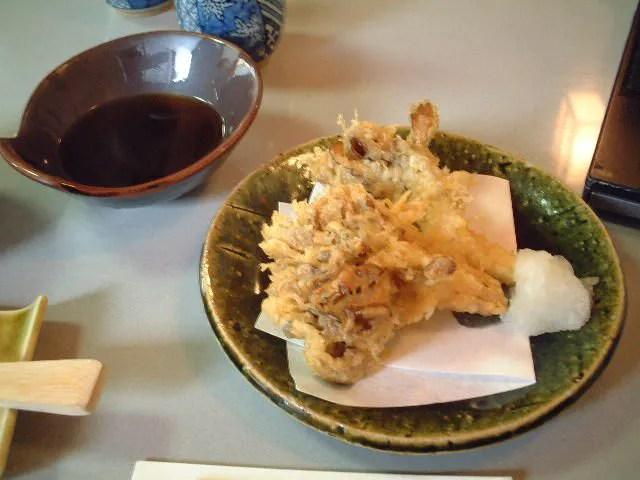 舞茸天ぷら