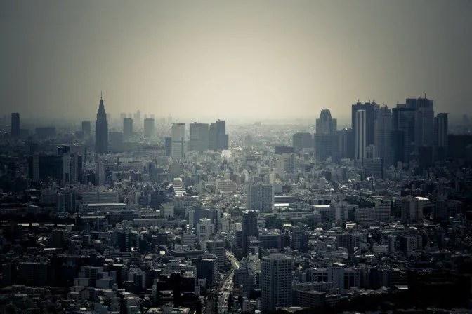 ネオ東京・・・ではない