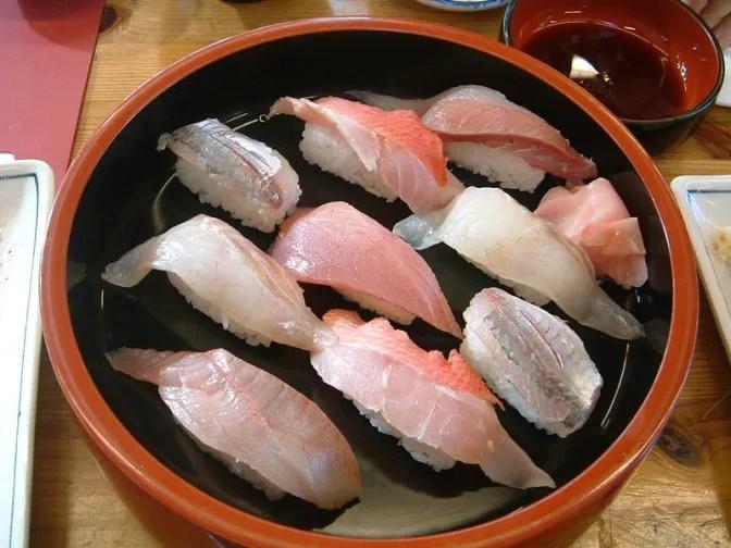 朝採れ850寿司