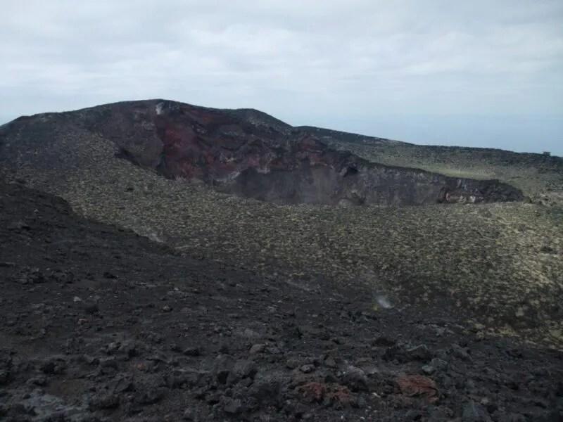 こっちにも噴火口