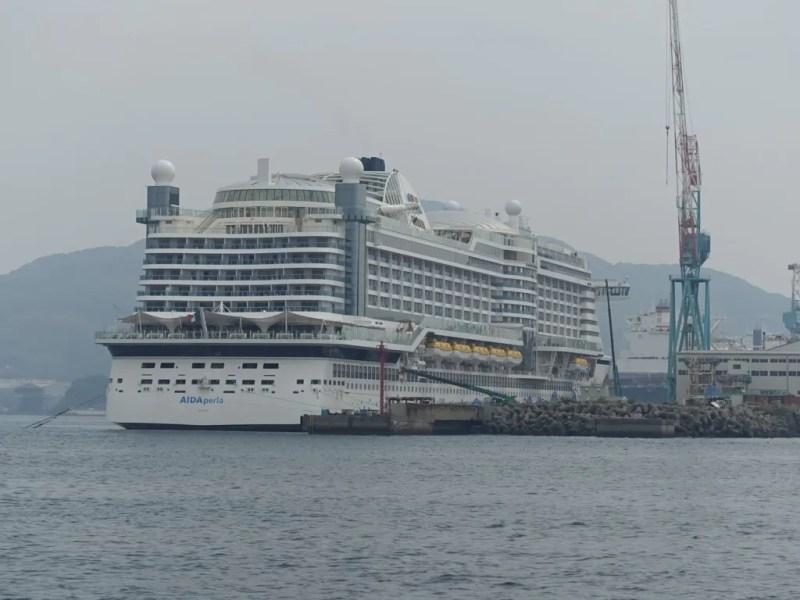 三菱の客船事業を壊滅させた因縁の船