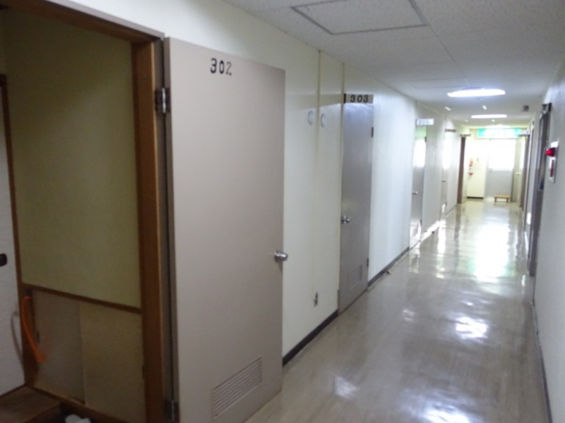 池島中央会館3階