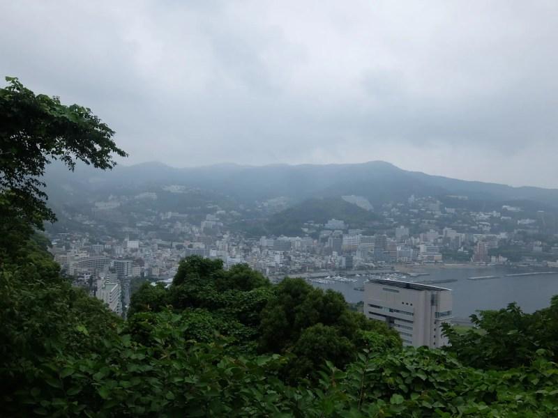 熱海城からの眺め