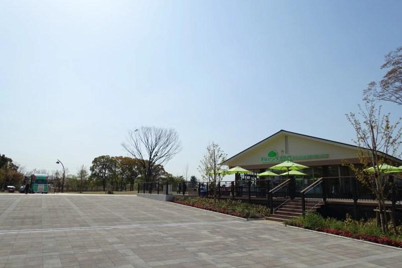 舎人公園BBQ場