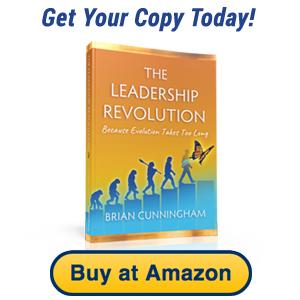 Leadership Revolution Book cover