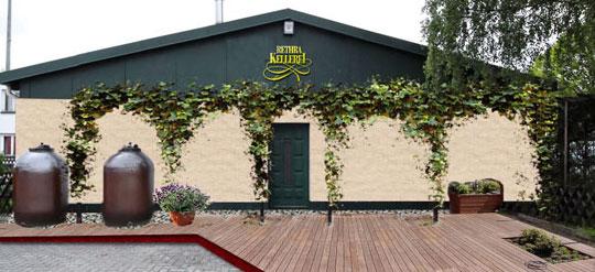 Fassadengestaltung Grafikdesign Anja Wießmann Neubrandenburg