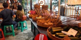 Sego Kucing, Makanan Unik di Angko Sukabumi