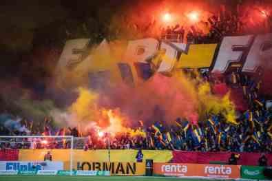 Away Days Voetbalreizen - Djurgardens IF - Stockholm Derby