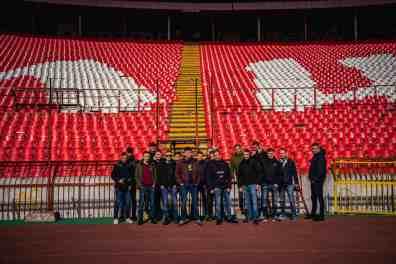 Away Days - van Belgrado naar Split