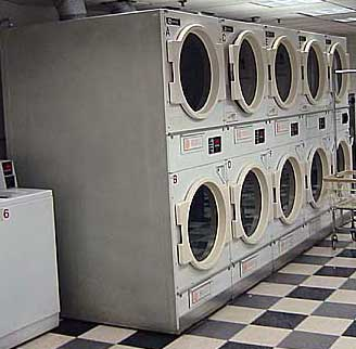 mesin laundry