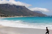 Turquoise Water in Camps Bay