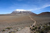 Kili Trek, Day 2
