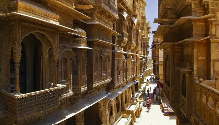 Jaisalmer Architecture - What to Explore in Wonderful Golden City Jaisalmer