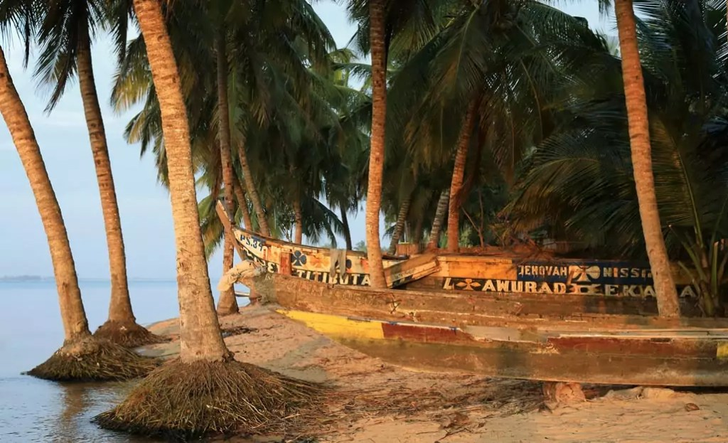 Ghana Africa Beautiful Designation