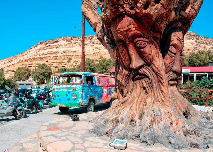 Crete, an island with a story