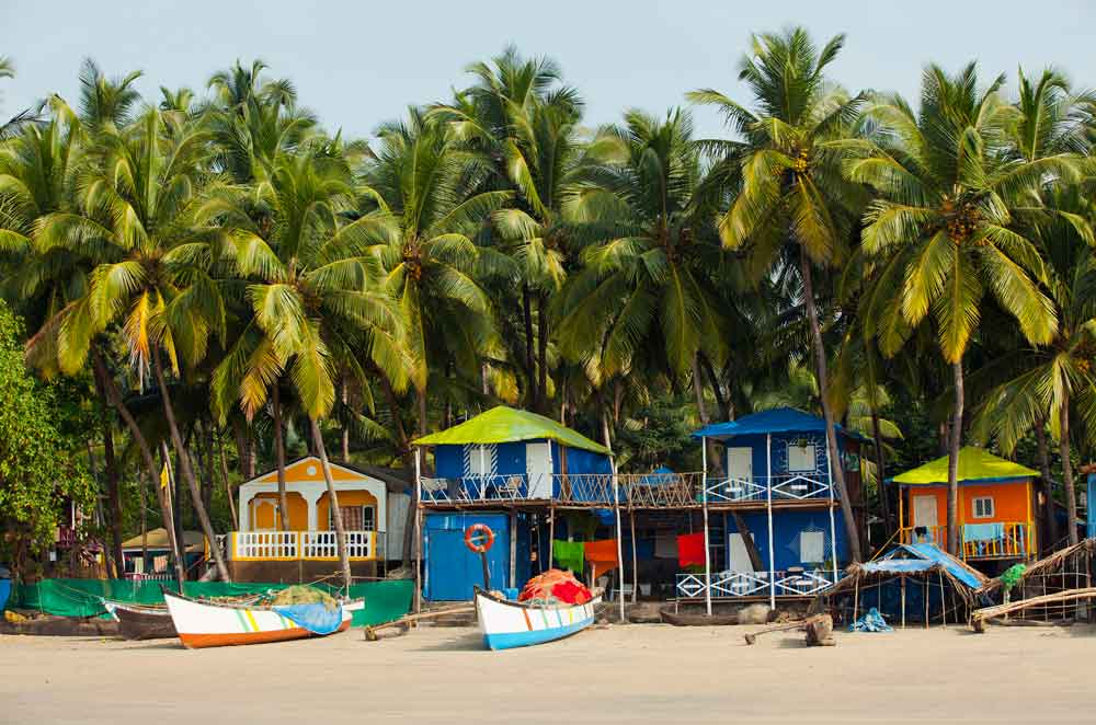 goaindia - Best places to visit in India during summer