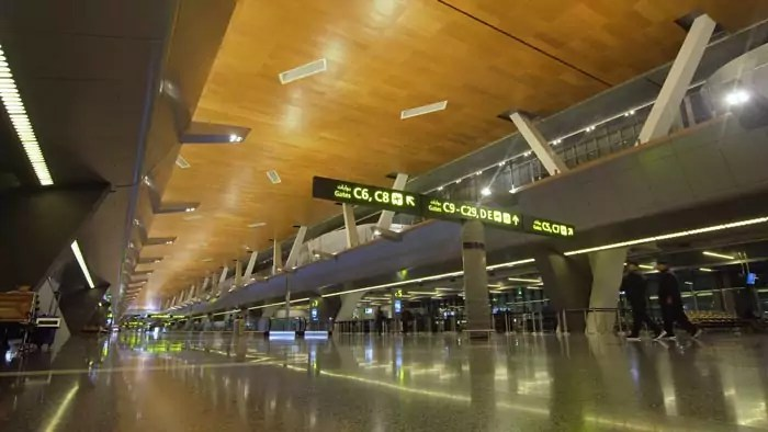 doha hamad airport - Most beautiful airports in the world