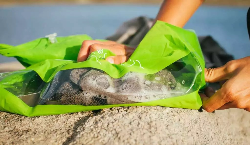 washing bag - Useful Gadget to take on Travel