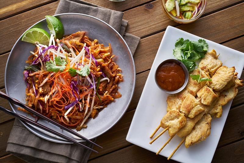 Thai food - 7 Reasons to Visit Bangkok and Pattaya for Vacay