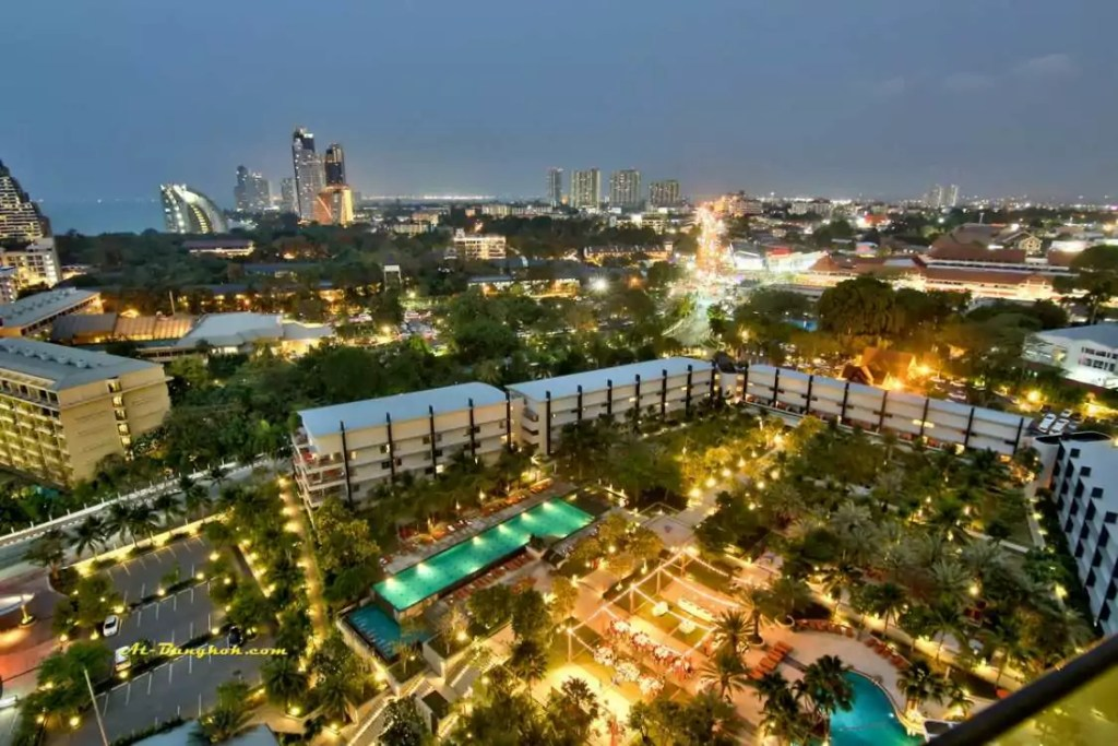 Pattaya Resorts That Are Ideal For A Peaceful Stay