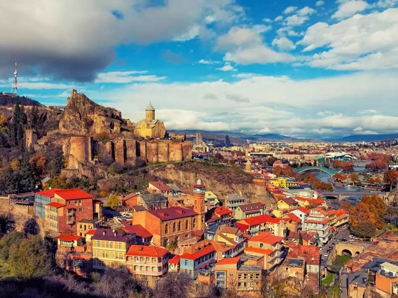 Tbilisi - 8 Tourist Spots in Georgia that you Should Never Miss