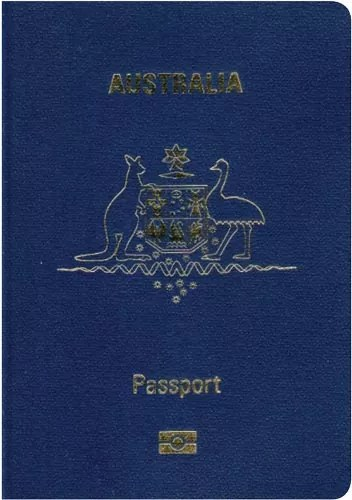 australian passport - World's Most Coolest Passports