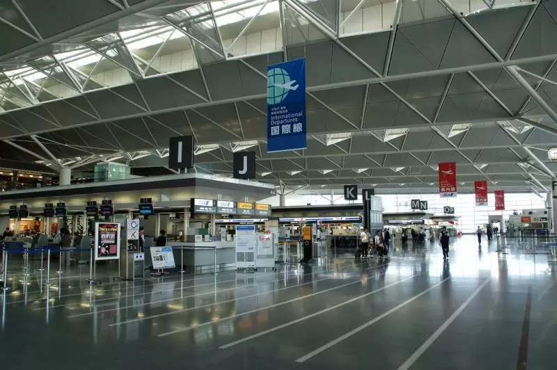 chubu airport 2 - Most beautiful airports in the world