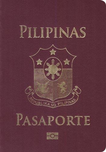 philippines passport - World's Most Coolest Passports