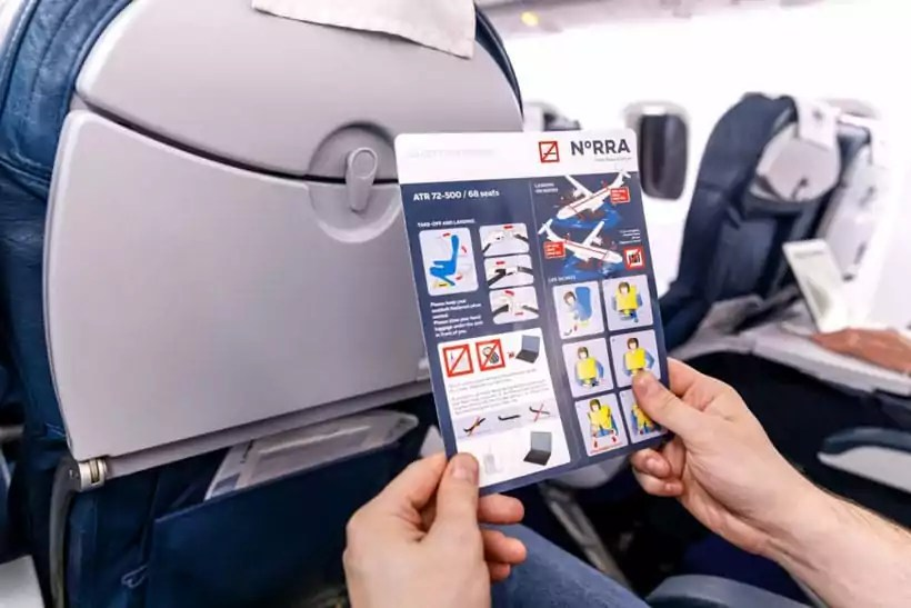 safety precautions while travelling via flight - Safety Precautions While Travelling via Flight