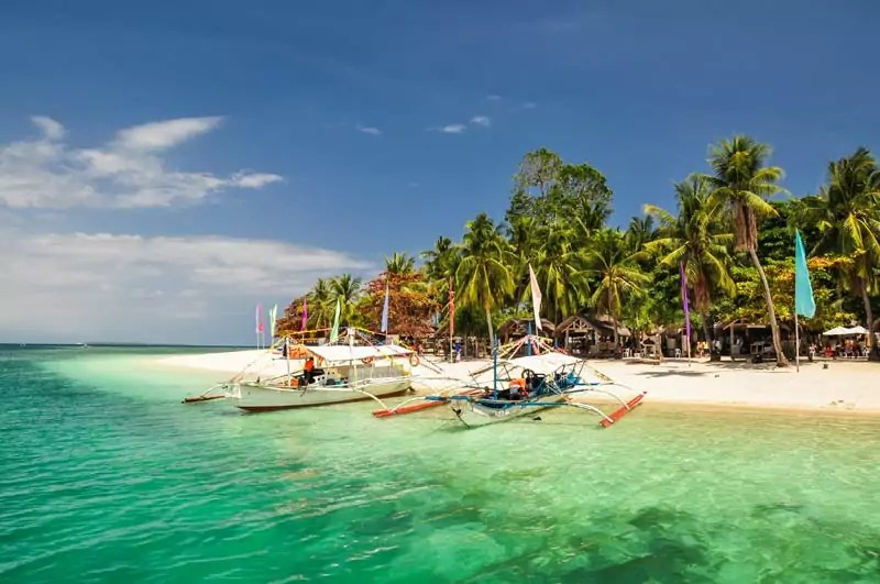 Honda Bay - Top 10 Beaches in the Philippines