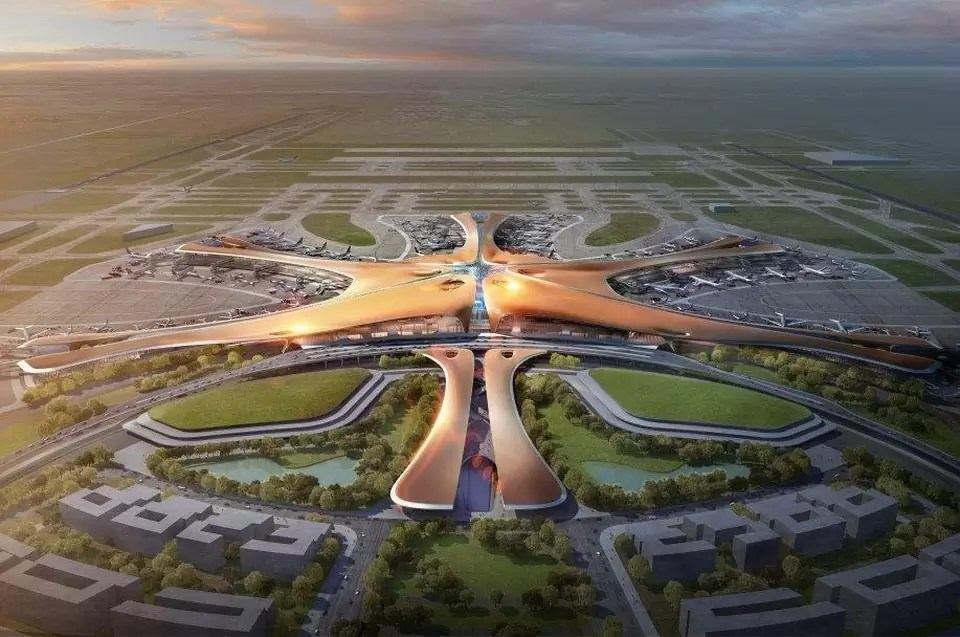 beijingairport - Most beautiful airports in the world
