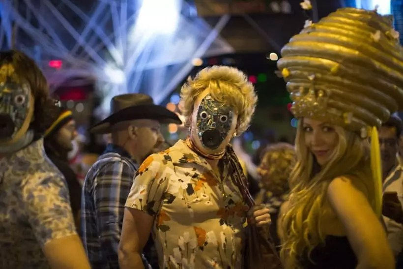 West Hollywood Halloween Carnaval California - 10 Best Places to Celebrate Halloween in the USA