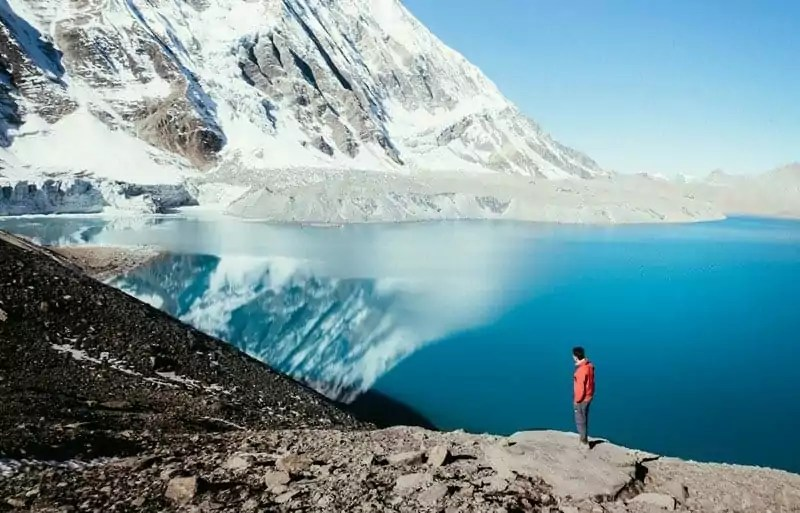 Tilicho Lake - 10 Destinations to visit in upcoming visit Nepal 2020