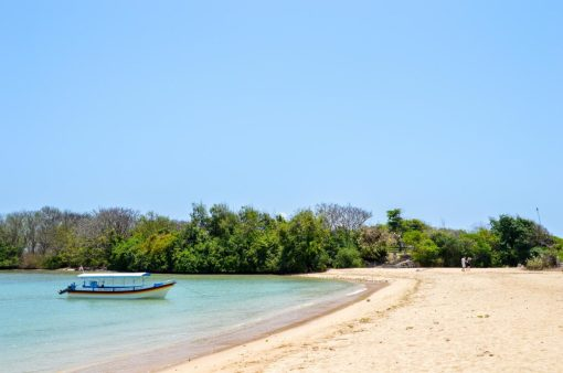 Strand in Nusa Dua (Bali)
