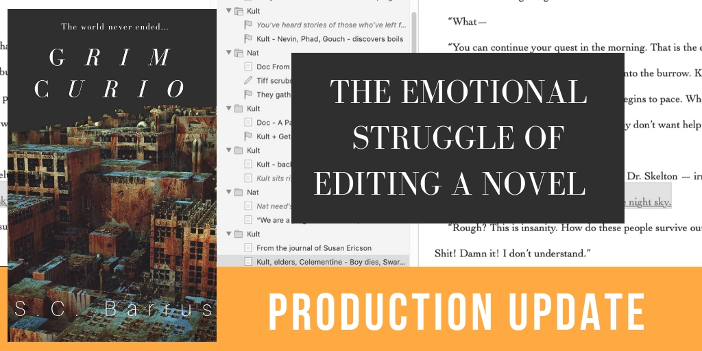 How it feels to edit a book