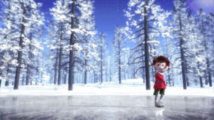 Elfin on Ice