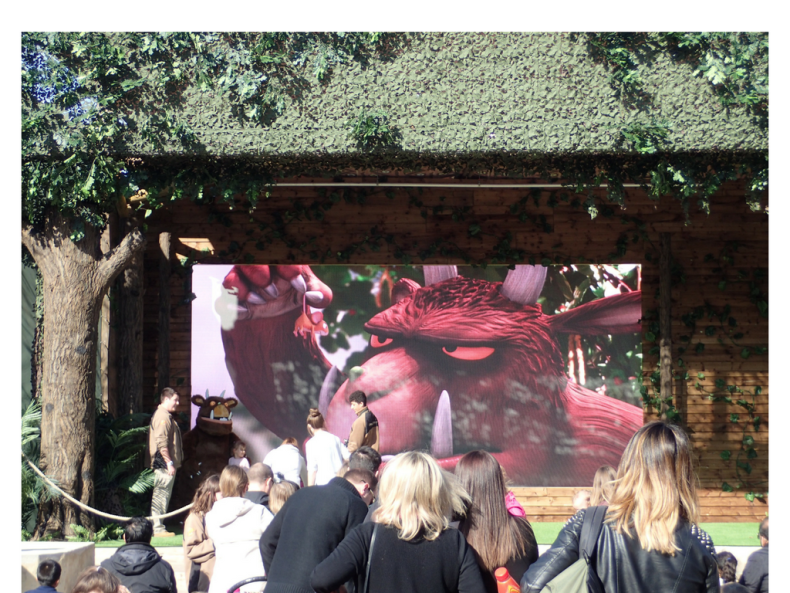 Gruffalo film screening and meet and greet