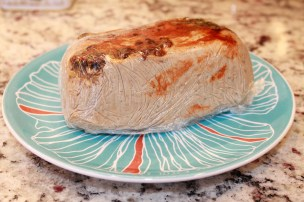 one pound of paté!