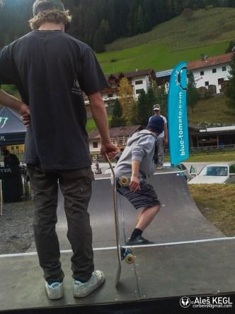 Teh BT skate ramp