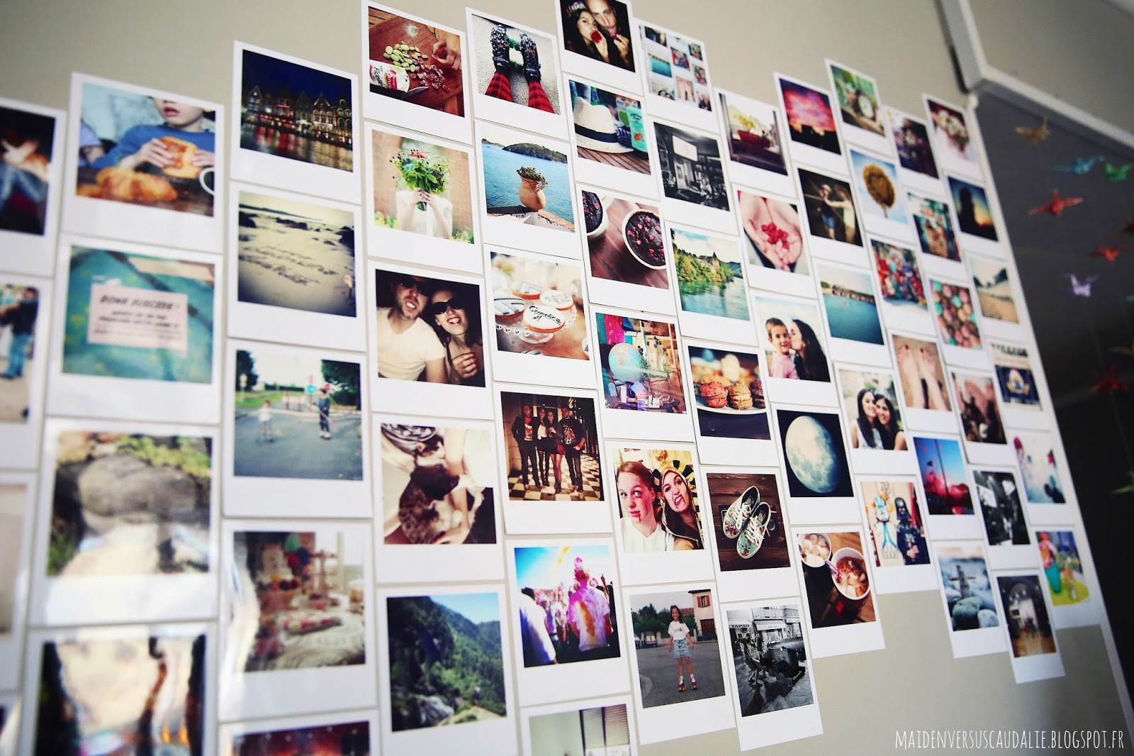 Fantastic Mur Photo Polaroid AmpBB52 HumaTraffin