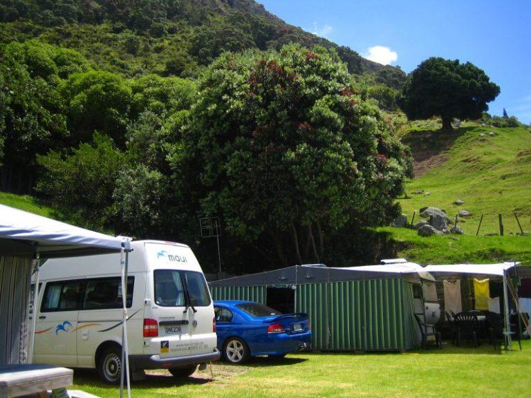 Neuseeland Rundreise Berge