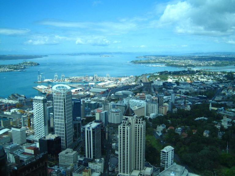 Neuseeland Rundreise Auckland